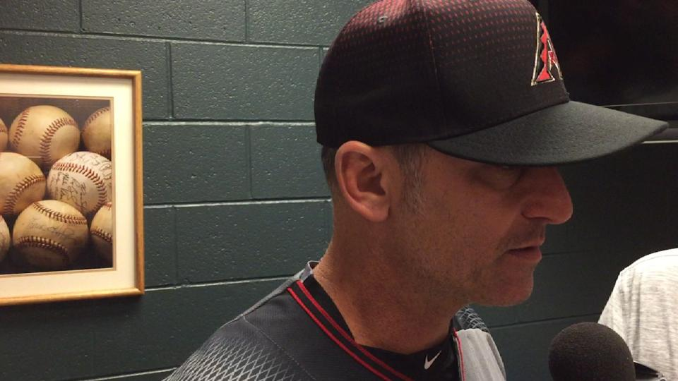 Lovullo on pitching struggles