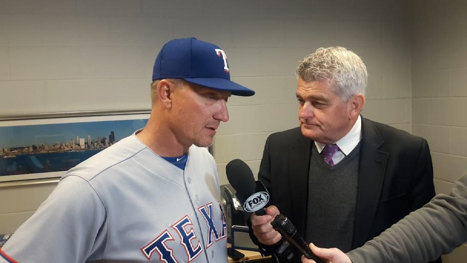 Banister discusses the 8-2 loss