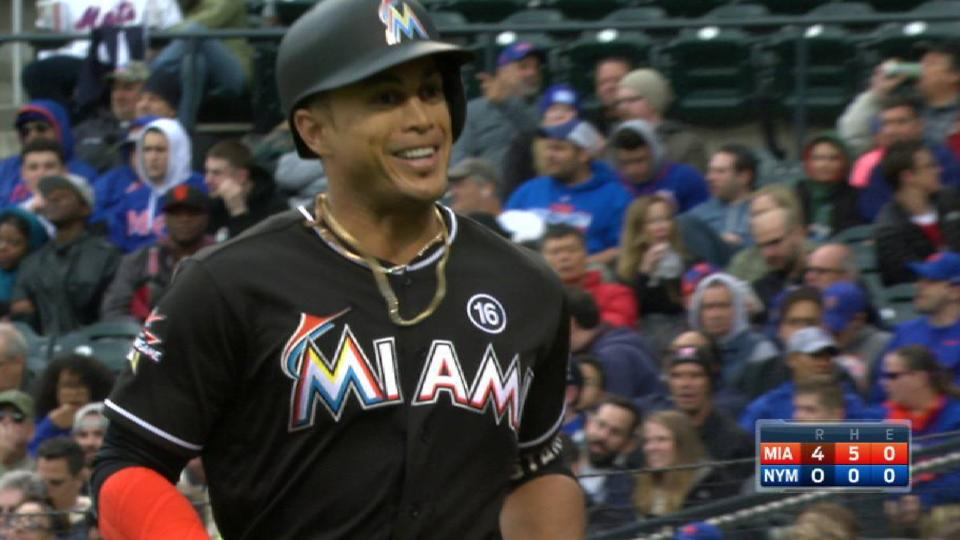 Stanton's second homer