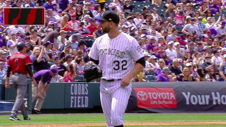 Chatwood strikes out Peralta