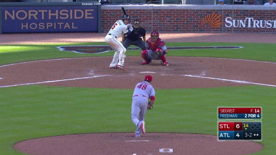 Siegrist notches save in extras