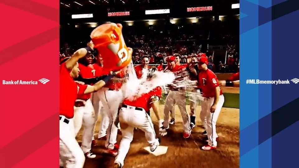 MLB Tonight: Memory Bank
