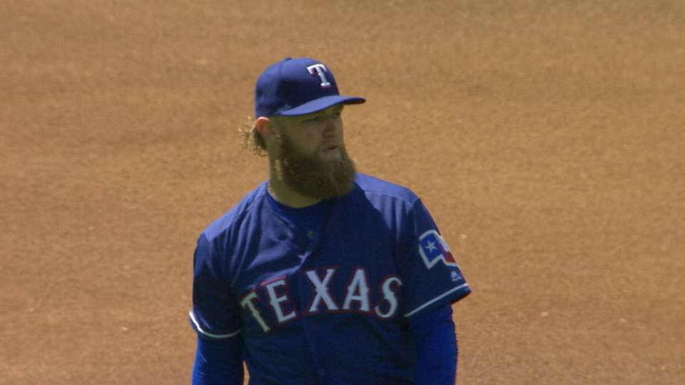 Cashner goes six innings in loss