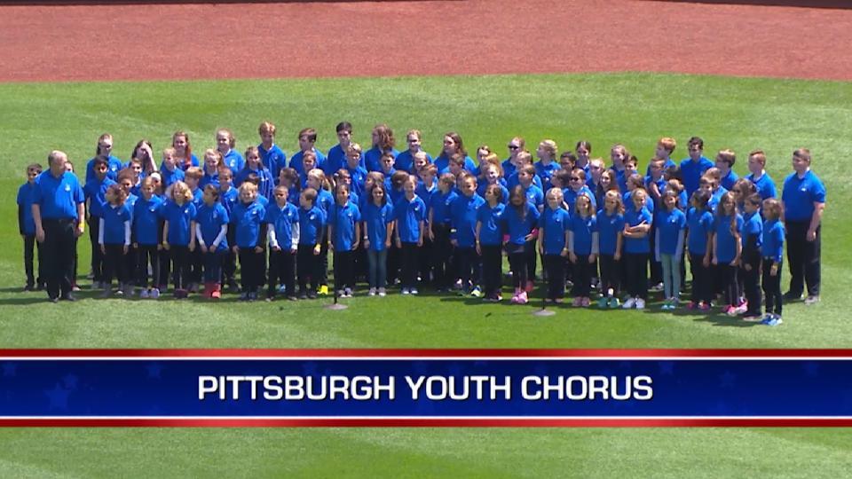 Pittsburgh Youth Chorus at PNC