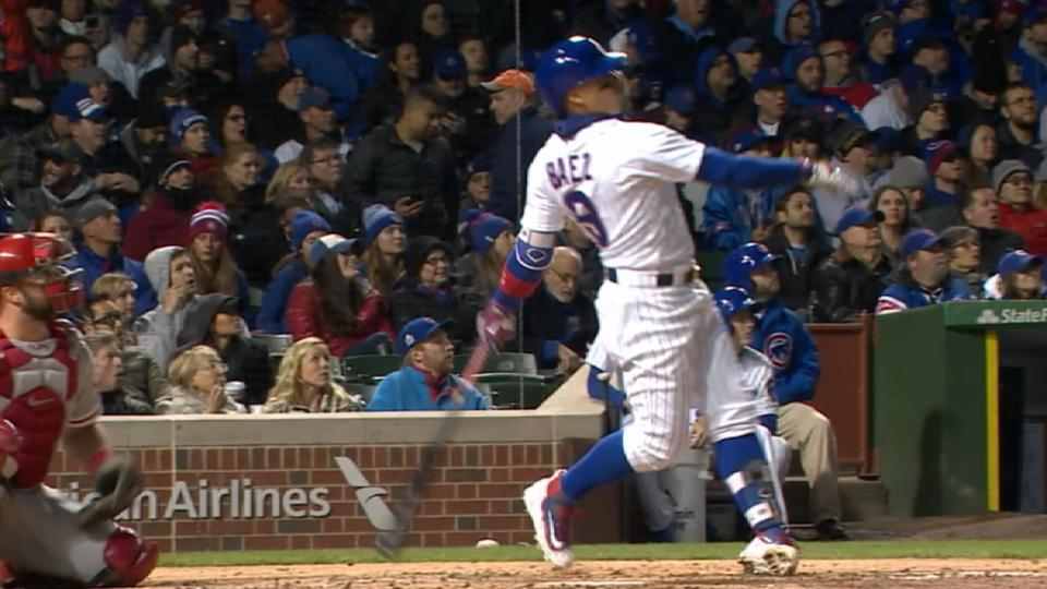 Carry the Freight: Baez