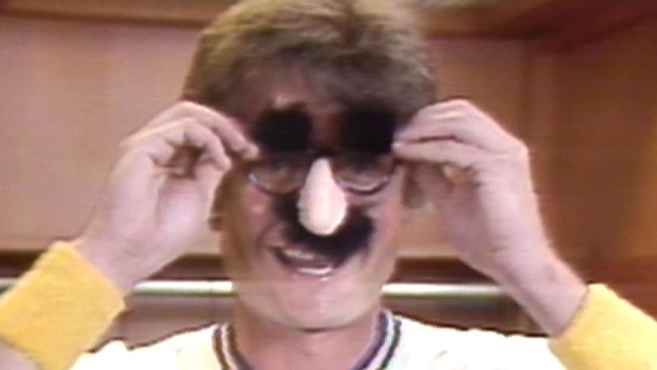 Funny Nose Glasses Night is Back