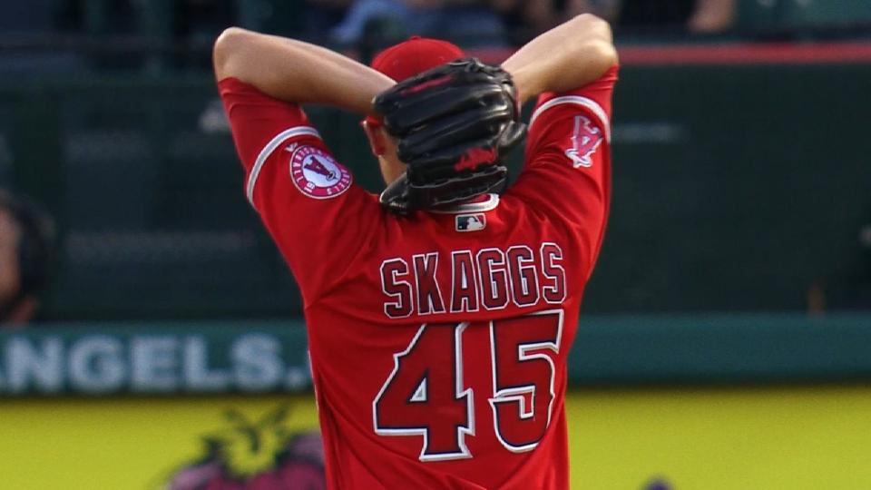 Skaggs on focus