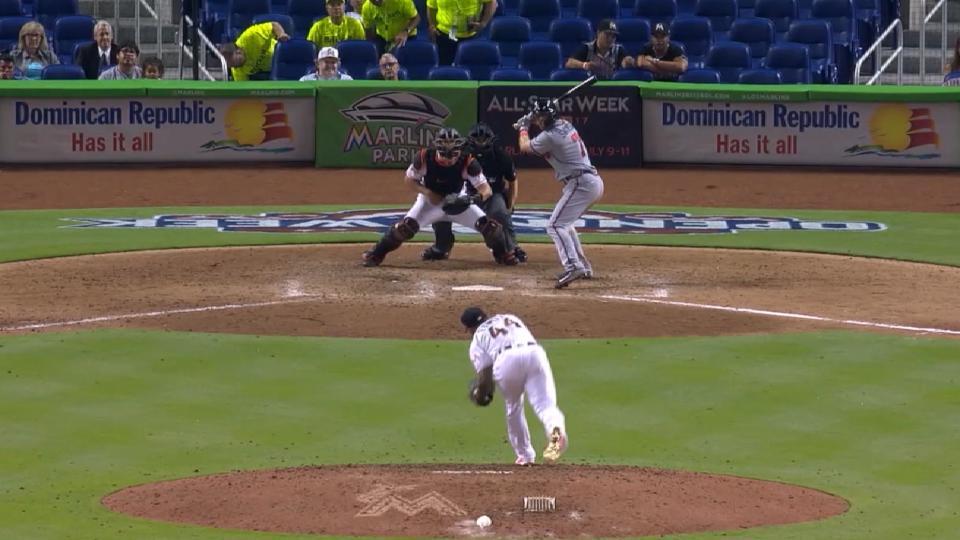 MLB Central: Swanson's struggles