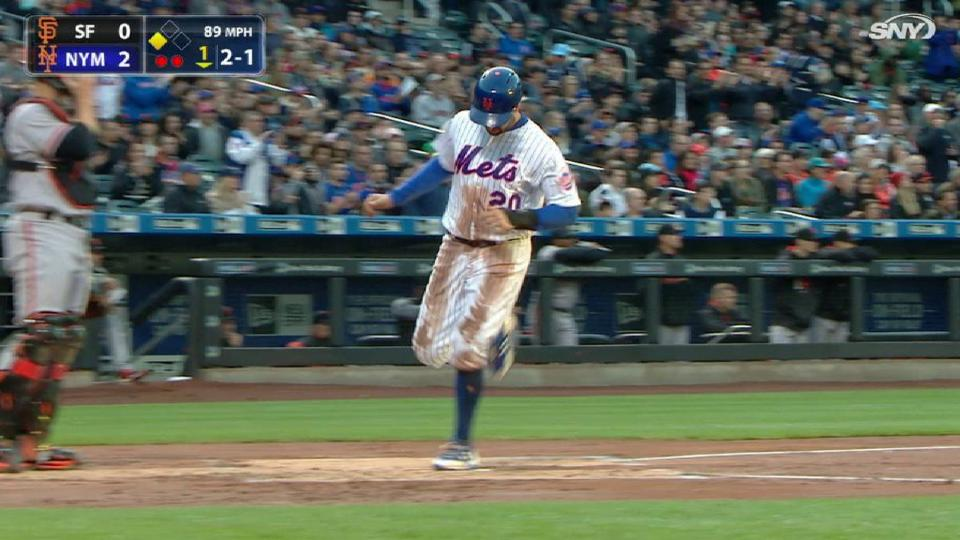 Reyes' RBI single