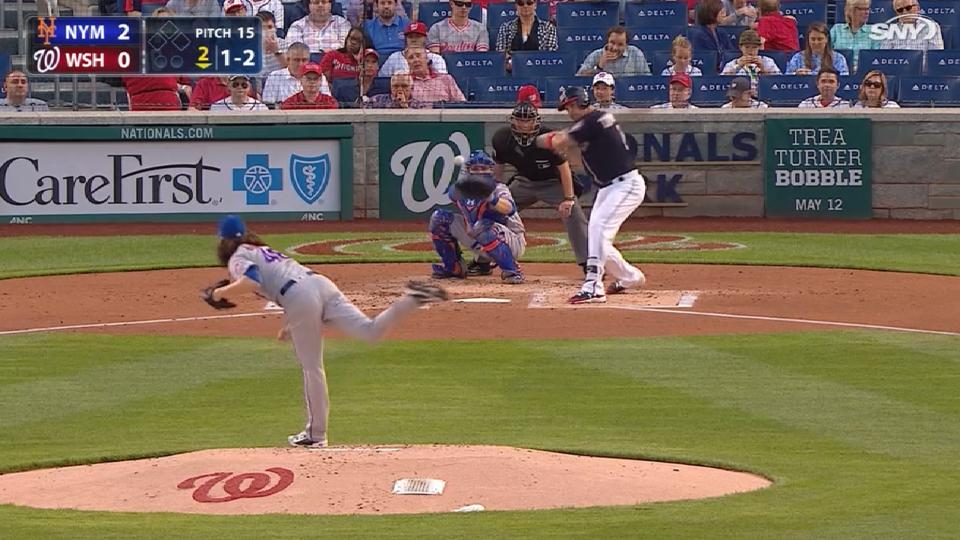 MLB Tonight: Zimmerman's swing