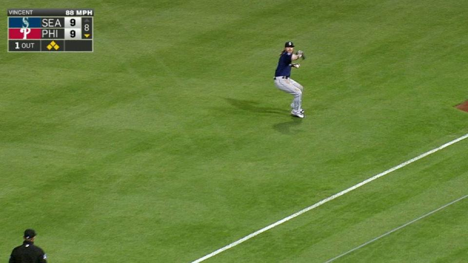 Gamel throws out Nava at home