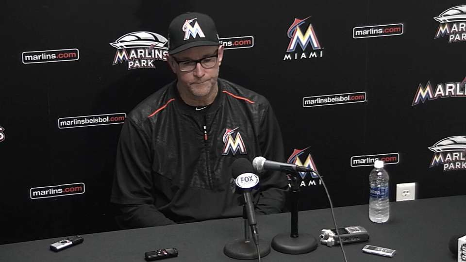 Wallach on Mattingly ejection