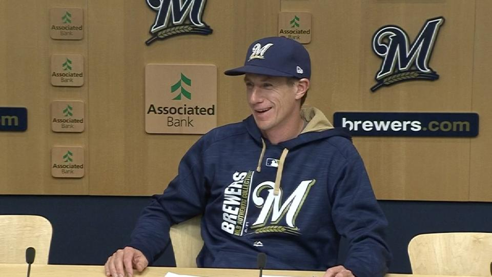 Counsell on high-scoring win