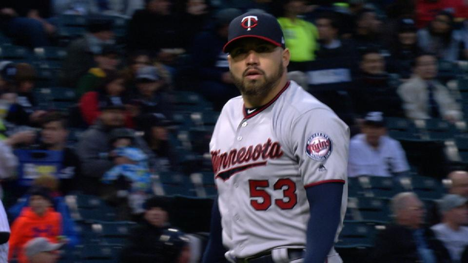Santiago's strong outing