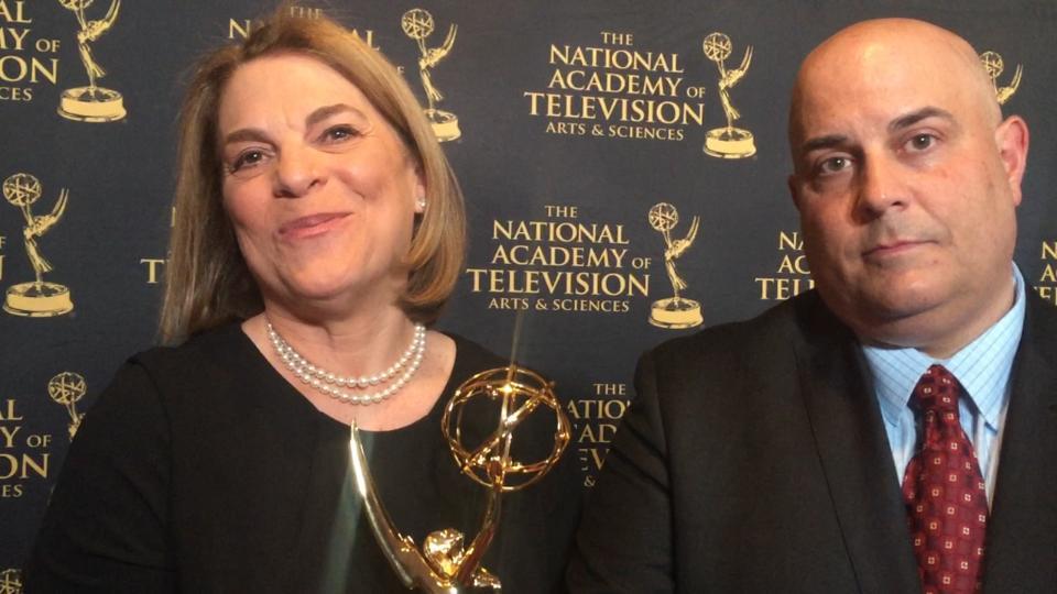Emmy's: George Wensel Award