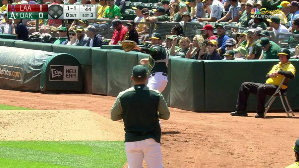 Vogt warms up to replace Maxwell
