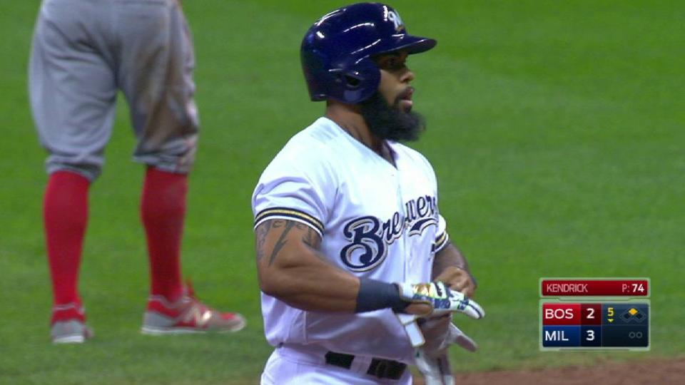 Thames' RBI double