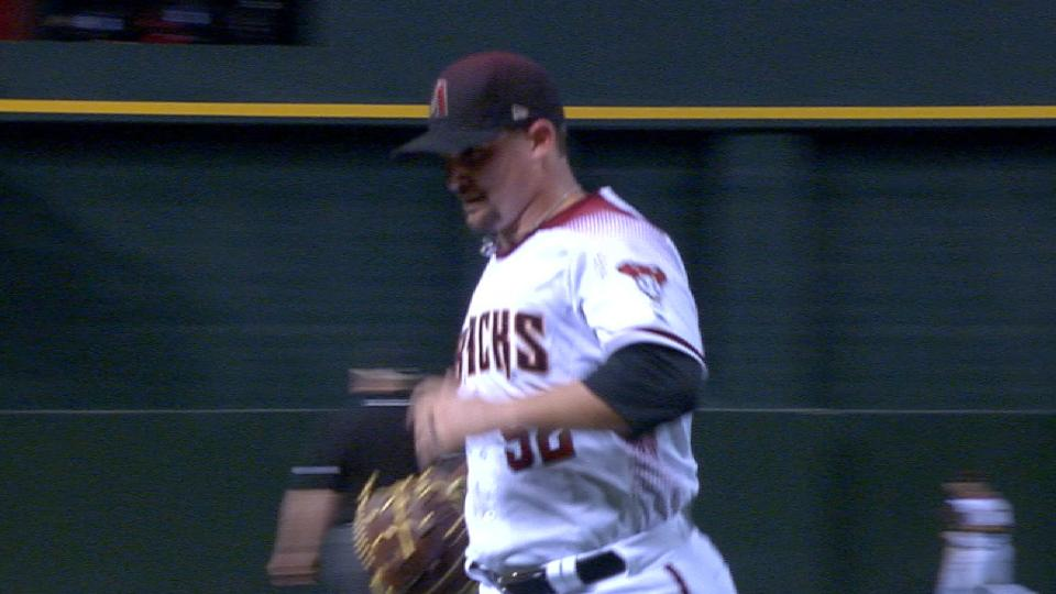 Godley earns first win of year