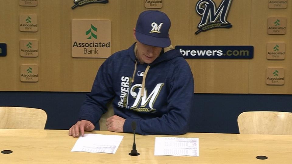 Counsell on offense, win