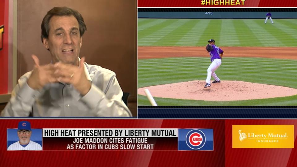 Russo on Cubs' slow start
