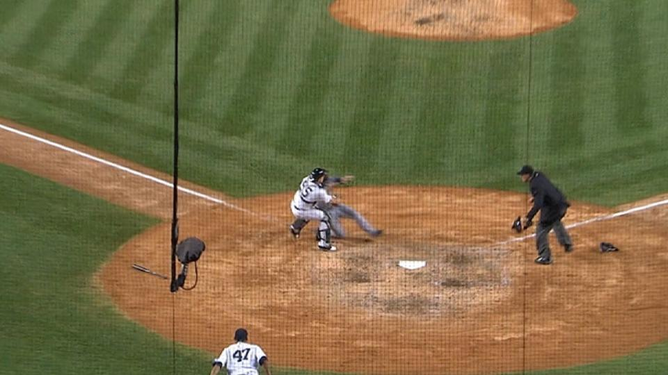 Jeter's clutch relay throw