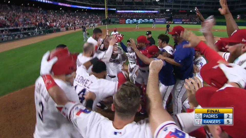 Rangers coronan remontada