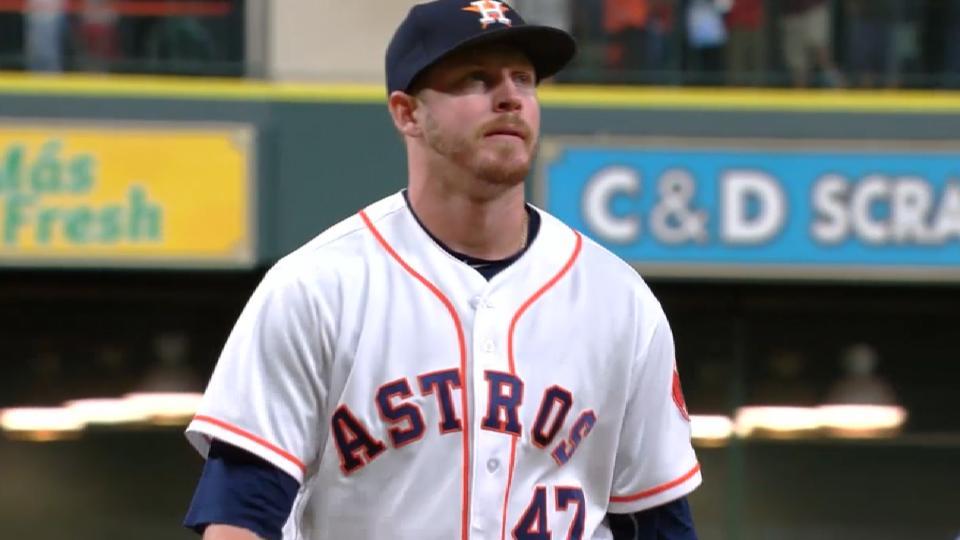 MLB Now on Chris Devenski