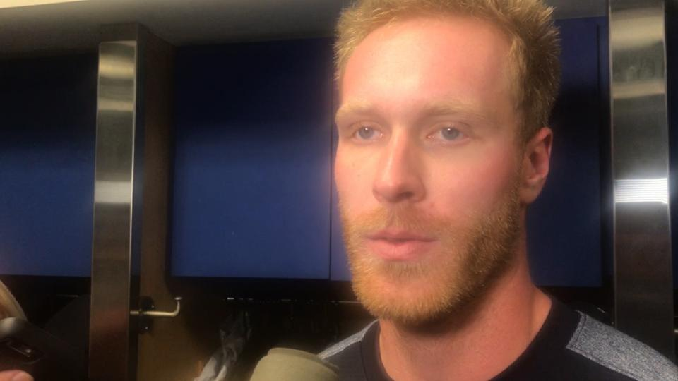 Foltynewicz on his solid outing