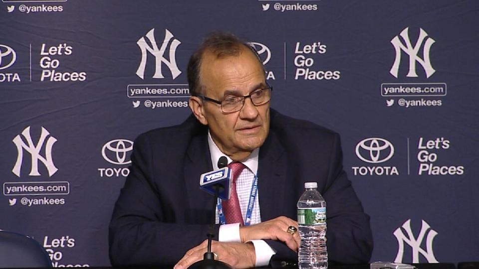 Torre discusses Jeter's impact