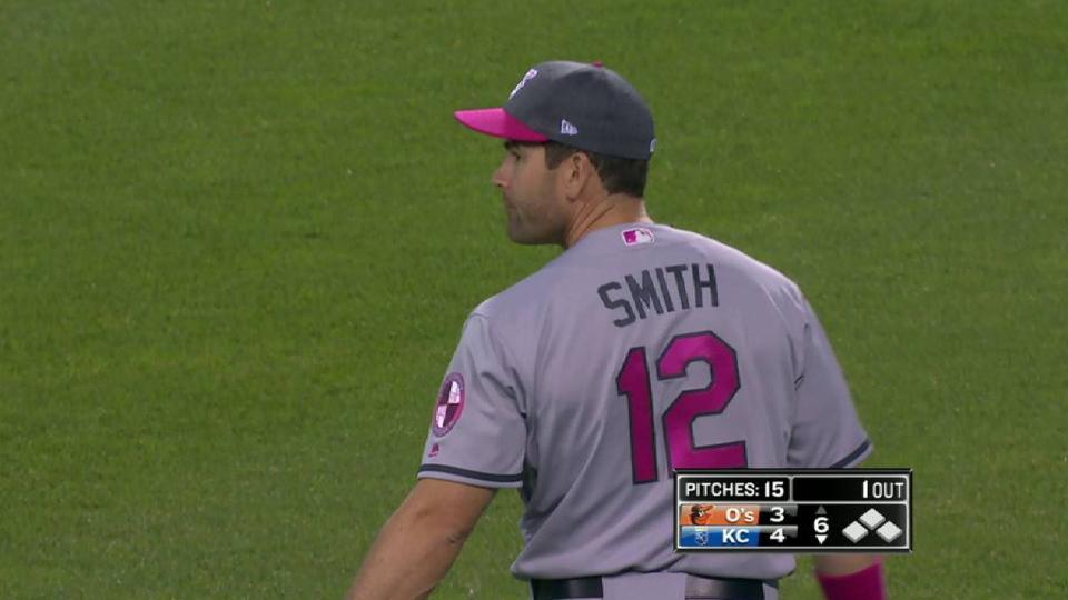 Smith's sliding catch