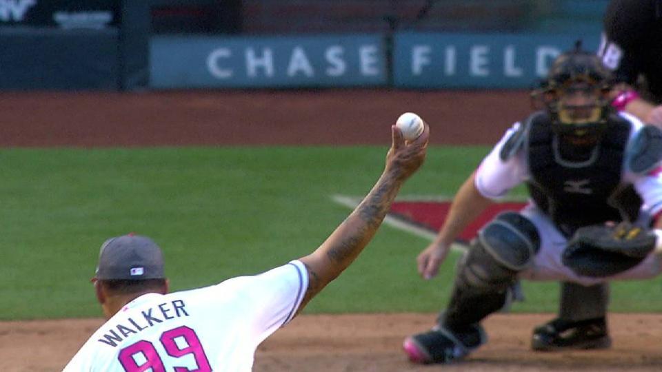 Walker gets Freese swinging