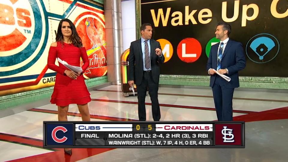 MLB Central on Cardinals