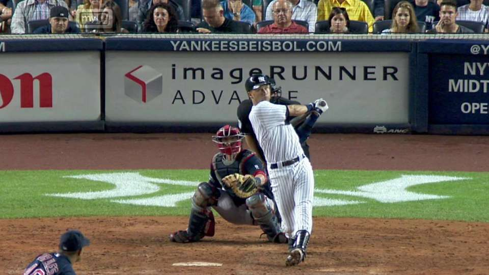 Jeter's 250th home run