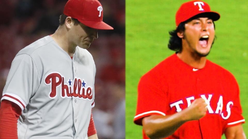 Eickhoff vs. Darvish