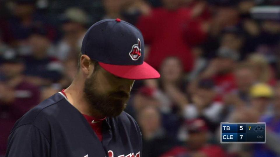 Miller strikes out Norris