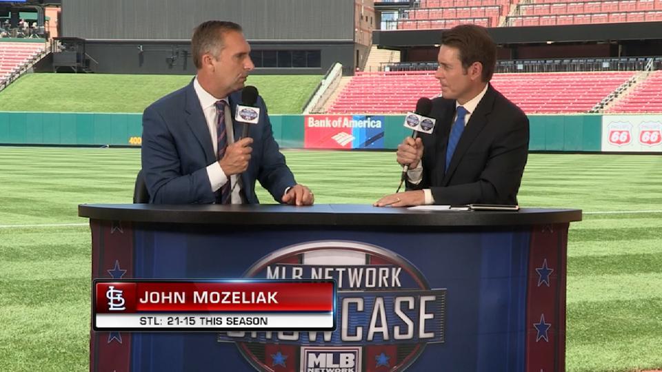 Mozeliak on Cards' turnaround