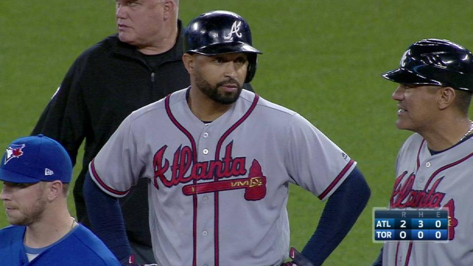 Kemp's two-run single