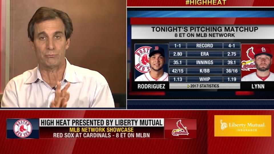 Russo previews Red Sox-Cardinals