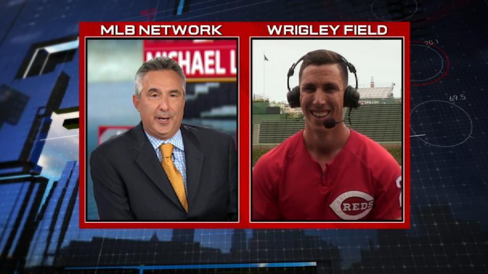 Michael Lorenzen joins MLB Now