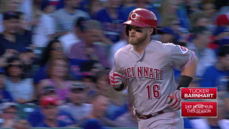 Barnhart's solo home run