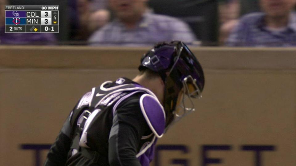Wolters nabs Rosario at second