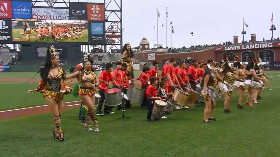 Carnaval Performance