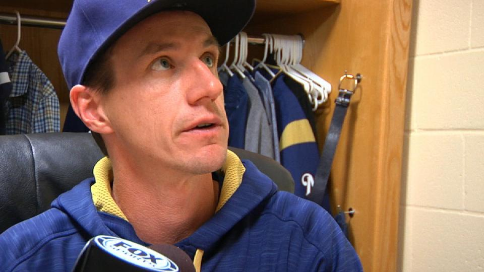 Counsell on win over Padres