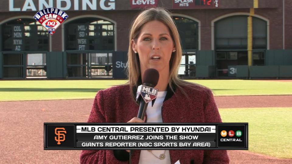 Amy G on MLB Central
