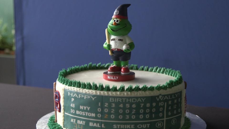 Wally celebrates birthday
