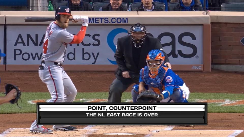 MLB Central: Point, Counterpoint