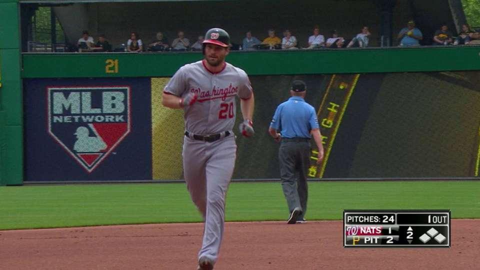 Murphy's solo home run