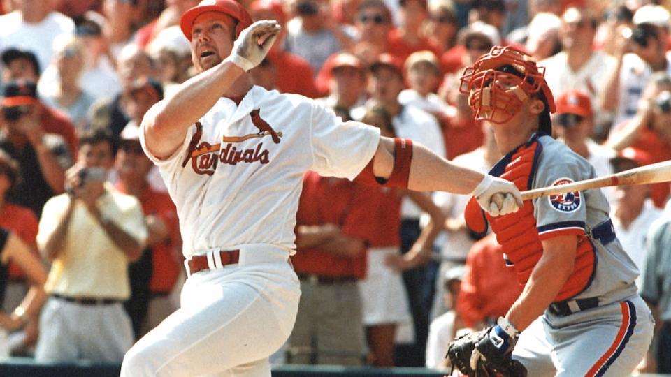 Cardinals HOFer Mark McGwire