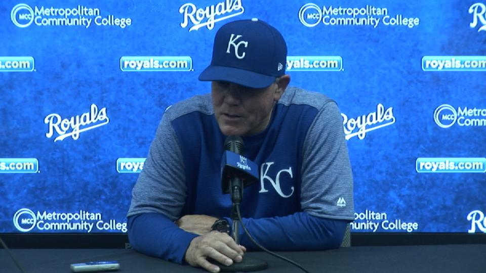 Yost discusses beating New York