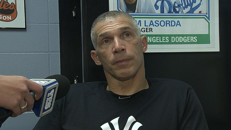 Girardi on 5-1 loss to Royals